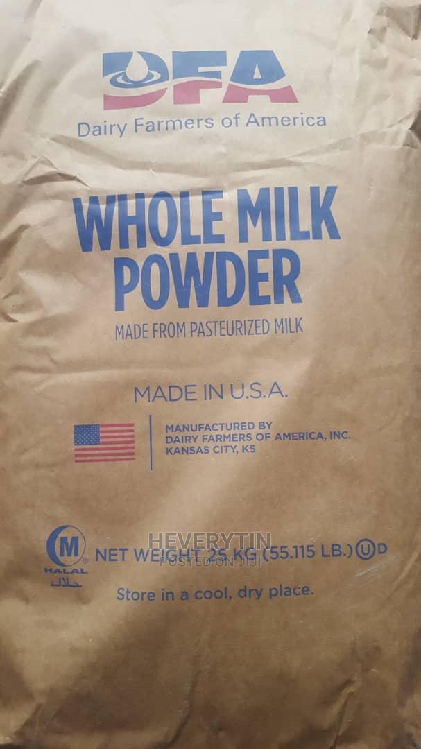 Full Cream Milk 25kg | Meals & Drinks for sale in Alimosho, Lagos State, Nigeria