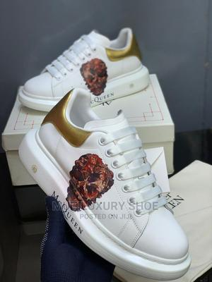 Alexander McQueen Sneakers White | Shoes for sale in Lagos State, Lagos Island (Eko)