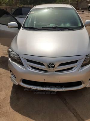 Toyota Corolla 2013 Silver   Cars for sale in Kwara State, Ilorin West