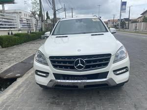 Mercedes-Benz M Class 2014 White | Cars for sale in Lagos State, Lekki