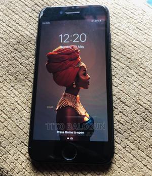 Apple iPhone 7 128 GB Black | Mobile Phones for sale in Lagos State, Shomolu