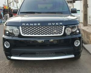 Land Rover Range Rover Sport 2008 Blue   Cars for sale in Lagos State, Ikeja
