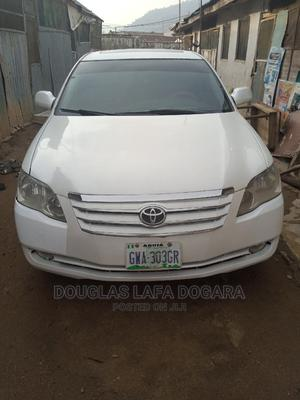 Toyota Avalon 2006 XL White | Cars for sale in Abuja (FCT) State, Dutse-Alhaji