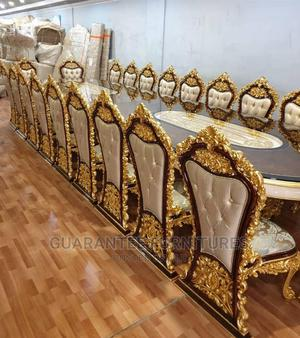 Exotic Quality 20seaters Royal Conference Chair With Table   Furniture for sale in Lagos State, Ikoyi
