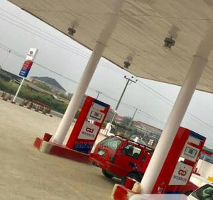 A Functional Filling Station Along Lekki Epe Expres for Sale | Commercial Property For Sale for sale in Ibeju, Igando-Oloja