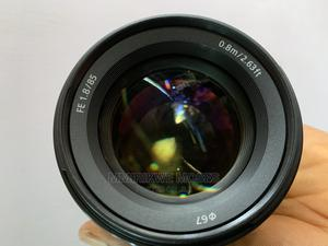 Sony Lens 85mm FE 1.8 | Accessories & Supplies for Electronics for sale in Lagos State, Oshodi