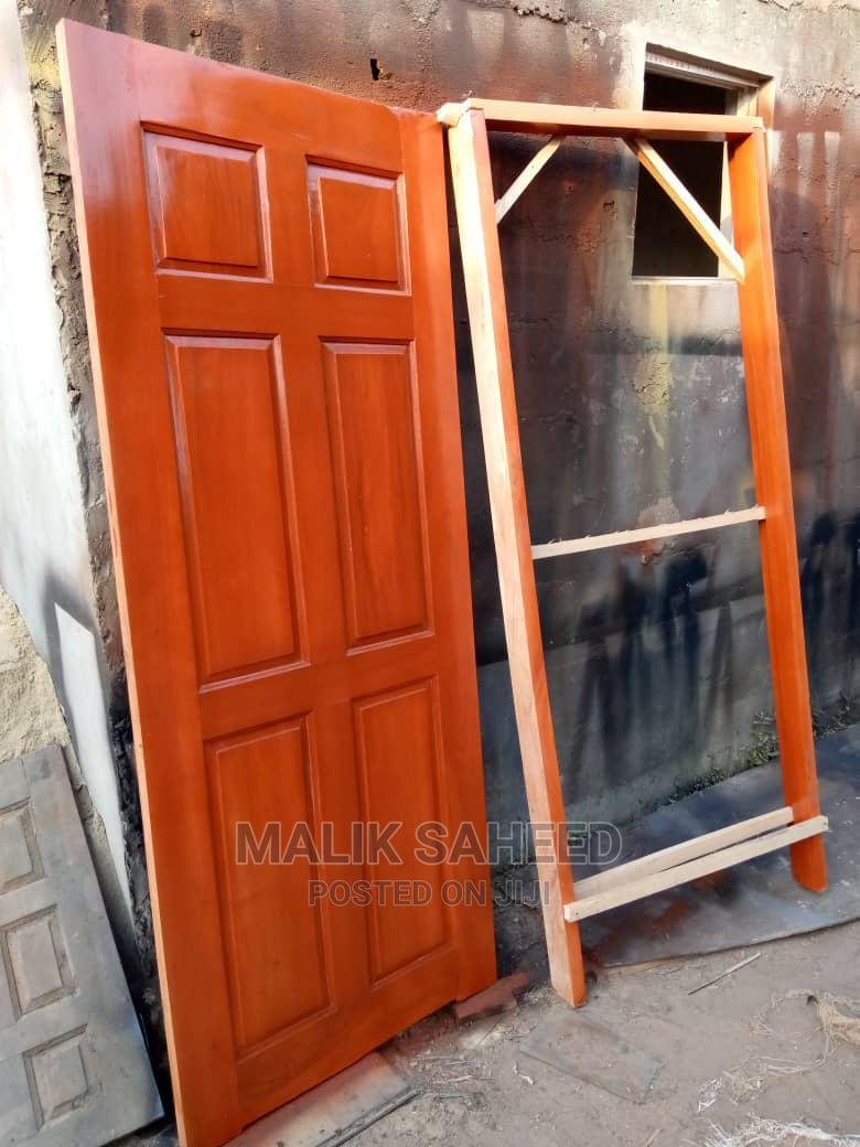 Mohogany Door | Doors for sale in Surulere, Lagos State, Nigeria