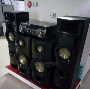 LG 5.2ch Audio (1250W) Xboom Heavy Bass ARX8 Model)Bluetooth   Audio & Music Equipment for sale in Lagos State, Apapa