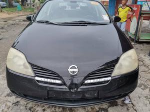 Nissan Primera 2004 Black | Cars for sale in Lagos State, Amuwo-Odofin