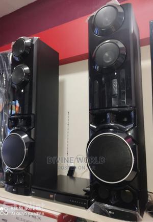 LG 1250watt Bluetooth DVD Home Theater 4.2ch Warranty 2years   Audio & Music Equipment for sale in Lagos State, Apapa