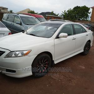 Toyota Camry 2008 White | Cars for sale in Edo State, Benin City