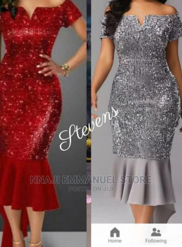 Archive: Quality Female Gown