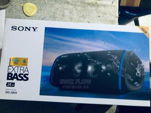 Sony SRS-XB43 Bluetooth Speaker | Audio & Music Equipment for sale in Lagos State, Amuwo-Odofin