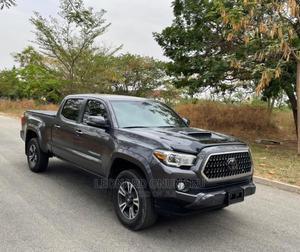 Toyota Tacoma 2018 Black | Cars for sale in Abuja (FCT) State, Gwarinpa