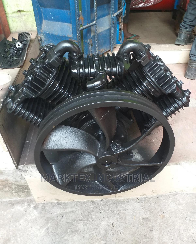 (10hp/25bar) Air Compressor Head