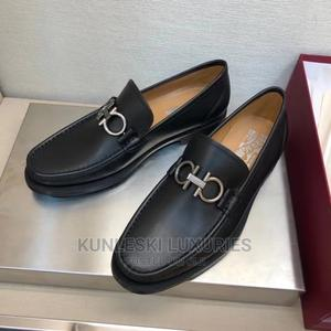 Original Ferragamo Leather Loafers Shoe for Men Available | Shoes for sale in Lagos State, Surulere