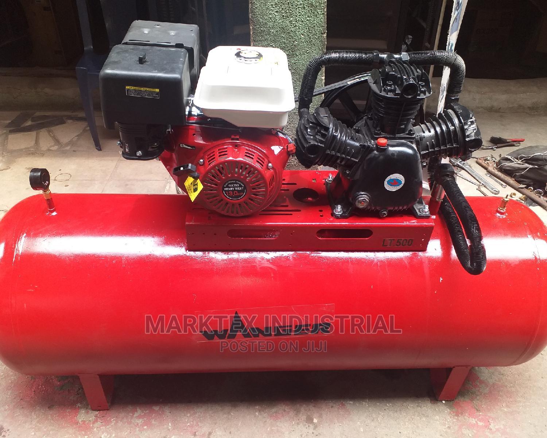 (10hp/500L)Petro Air Compressor
