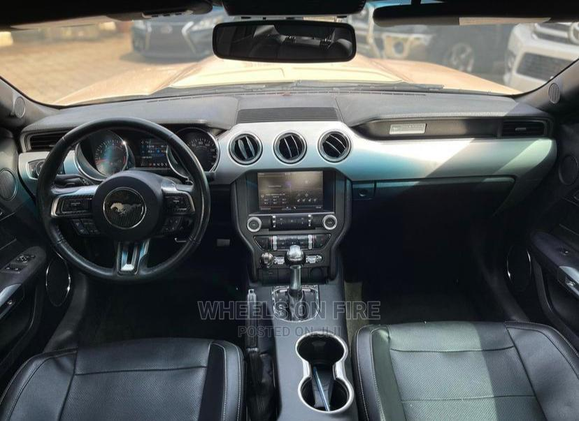 Ford Mustang 2015 Beige | Cars for sale in Wuse, Abuja (FCT) State, Nigeria