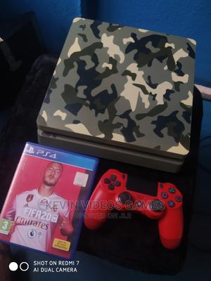 1TB Ps4 Slim(Limited Edition) | Video Game Consoles for sale in Edo State, Benin City