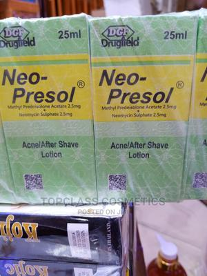 Neo Presol Acne/After Shave Lotion   Skin Care for sale in Lagos State, Amuwo-Odofin