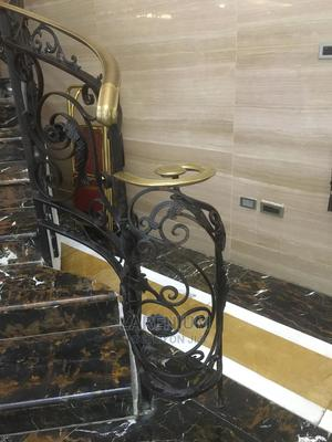 WROUGT Iron Handrails   Other Repair & Construction Items for sale in Lagos State, Lekki