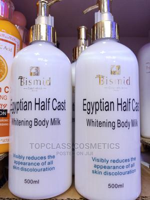Bismid Egyptian Half Cast Whitening Lotion | Skin Care for sale in Lagos State, Amuwo-Odofin