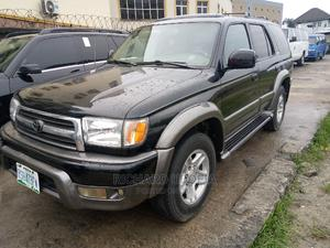Toyota 4-Runner 2002 Black   Cars for sale in Rivers State, Port-Harcourt