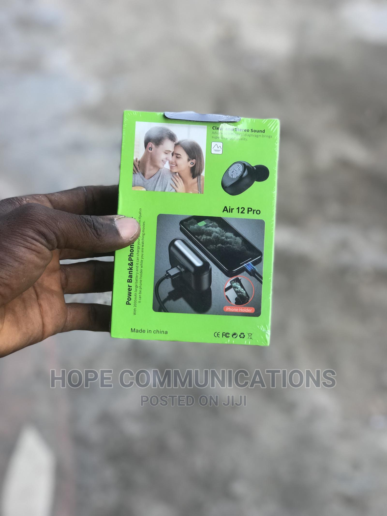 Oraimo Air Pod | Accessories for Mobile Phones & Tablets for sale in Ikeja, Lagos State, Nigeria