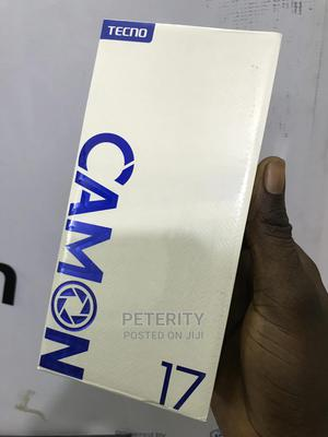 New Tecno Camon 17P 128 GB Gold | Mobile Phones for sale in Lagos State, Ikeja