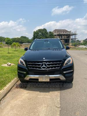 Mercedes-Benz M Class 2015 Black | Cars for sale in Abuja (FCT) State, Central Business District