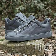 Balenciaga Arena Low Top Sneakers Grey | Shoes for sale in Lagos State, Ojo