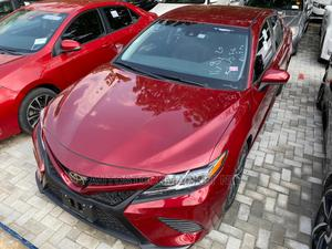 Toyota Camry 2018 Red | Cars for sale in Abuja (FCT) State, Central Business District