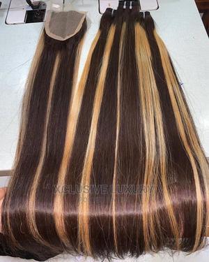 "Vietnam Bone Straight Piano 28"" | Hair Beauty for sale in Lagos State, Lagos Island (Eko)"
