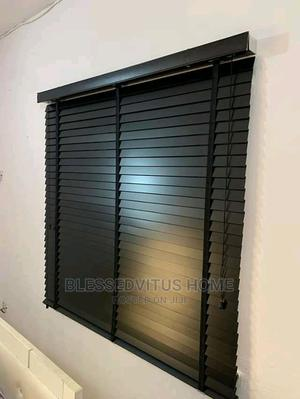 Cute Black Day and Night Blinds | Home Accessories for sale in Lagos State, Lekki