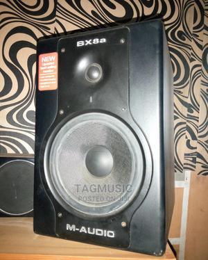 M Audio Bx8a Studio Speaker For Sale   Audio & Music Equipment for sale in Ogun State, Ado-Odo/Ota
