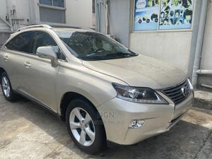 Lexus RX 2015 350 AWD Gold | Cars for sale in Lagos State, Ikeja