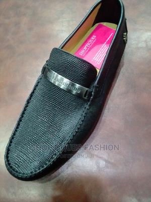 Black Italian Men Loafers Shoe | Shoes for sale in Lagos State, Surulere