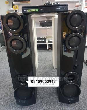 ✓2021 Latest LG X Powerful Bass(1000watts) Bluetooth + Dvd   Audio & Music Equipment for sale in Lagos State, Ojo