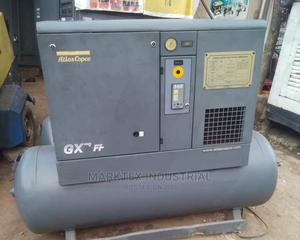 (300l/ 10hp)Screw Compressor Together With Air Dryer   Vehicle Parts & Accessories for sale in Lagos State, Ojo