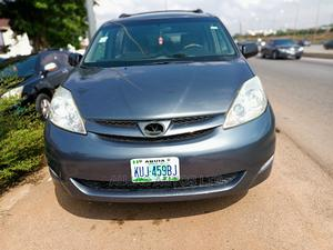 Toyota Sienna 2008 LE AWD Gray | Cars for sale in Abuja (FCT) State, Gwarinpa