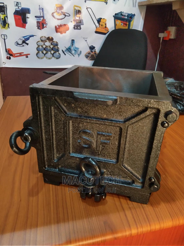 Concrete Cube Mould 150x150mm
