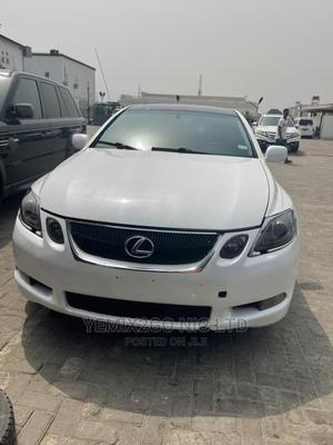 Lexus GS 2008 350 AWD White | Cars for sale in Lagos State, Alimosho