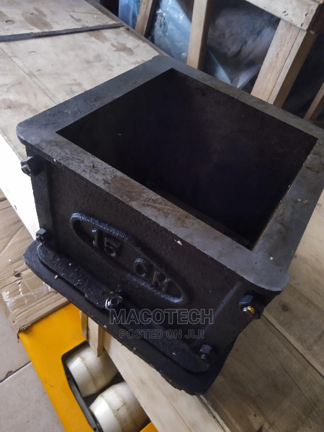 Concrete Cube Mould 150x150mm | Manufacturing Equipment for sale in Ojo, Lagos State, Nigeria