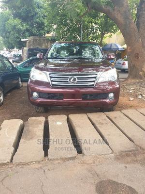 Lexus GX 2011 460 Red | Cars for sale in Abuja (FCT) State, Garki 1