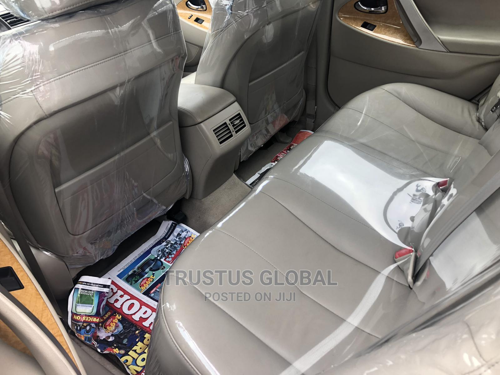 Toyota Camry 2007 Red   Cars for sale in Apapa, Lagos State, Nigeria