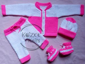 Pink Baby Cardigan | Children's Clothing for sale in Anambra State, Onitsha