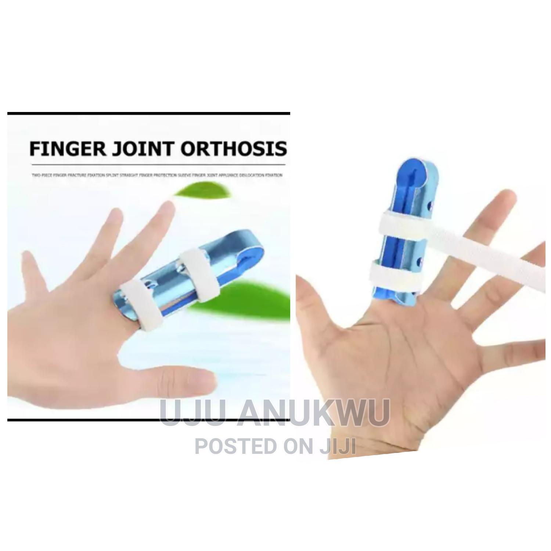 Orthopedic Finger Join Orthosis Splint Support/ Corrector