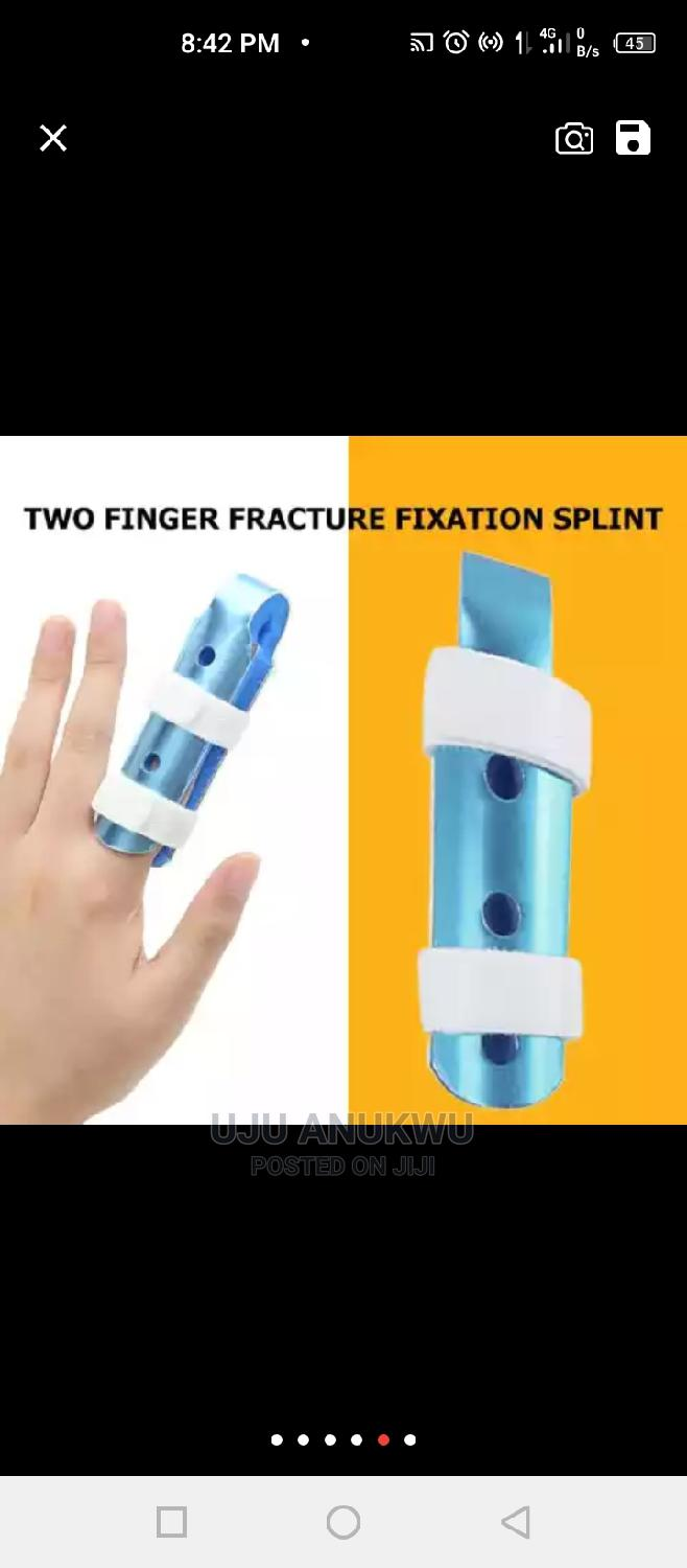 Orthopedic Finger Join Orthosis Splint Support/ Corrector   Tools & Accessories for sale in Ikeja, Lagos State, Nigeria