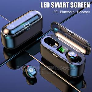 F9 Bluetooth Earpiece | Accessories for Mobile Phones & Tablets for sale in Rivers State, Port-Harcourt