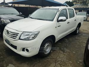 Toyota Hilux 2004 White | Cars for sale in Rivers State, Port-Harcourt